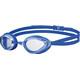 arena Python Okulary pływackie niebieski